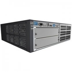 Hewlett Packard (HP) - J8772B - HP ProCurve 4202vl-72 Switch Chassis - 5 x Expansion Slot - 72 x 10/100Base-TX