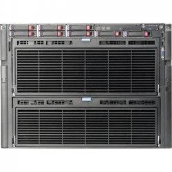 Hewlett Packard (HP) - AM447A - HP ProLiant DL980 G7 8U Rack Server - 4 x Intel Xeon E7-4870 Deca-core (10 Core) 2.40 GHz - 256 GB Installed DDR3 SDRAM - Serial Attached SCSI (SAS) Controller - 0, 1, 5, 6, 10, 50, 60 RAID Levels - 8 x 1200 W - 8 Processor
