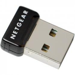 Netgear - WNA1000M-100ENS - Netgear WNA1000M IEEE 802.11n - Wi-Fi Adapter for Desktop Computer - USB - 150 Mbit/s - 2.40 GHz ISM - External