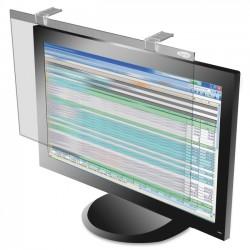Kantek - LCD22WSV - Kantek LCD Privacy/antiglare Wide Screen Filters Silver - For 22Monitor