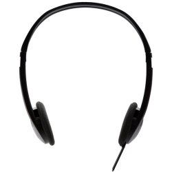 V7 - HA300-2NP - V7 Headphone - Stereo - Black - Mini-phone - Wired - 32 Ohm - 20 Hz 20 kHz - Over-the-head - Binaural - Semi-open - 3.94 ft Cable