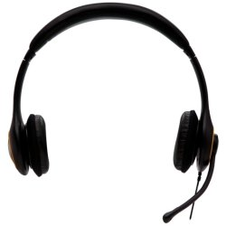 V7 - HU511-2NP - V7 HU511-2NP Headset - Stereo - Black - USB - Wired - 32 Ohm - 20 Hz - 20 kHz - Over-the-head - Binaural - Ear-cup - 5.91 ft Cable - Noise Cancelling Microphone