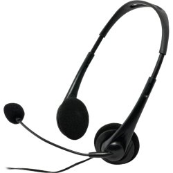 Gear Head - AU2700S - Gear Head AU2700S Headset - Stereo - Mini-phone - Wired - Over-the-head - Binaural - Supra-aural