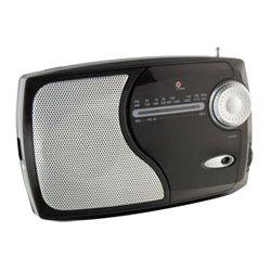 GPX - WR282B - WeatherX WR282B Weather & Alert Radio - AM, FM