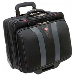 Victorinox / Swiss Army - GA-7011-14F00 - Wenger Granada Wheeled Notebook Case - 17 x 17 x 10