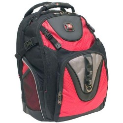Victorinox / Swiss Army - GA-7303-13F00 - Wenger Swissgear Maxxum Computer Backpack - Backpack - Red