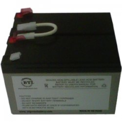 Battery Technology - APCRBC109-SLA109 - BTI UPS Replacement Battery Cartridge - 12 V DC - Sealed Lead Acid (SLA)