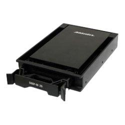 """Addonics Technologies - AE25SN35SA - Addonics AE25SN35SA Drive Bay Adapter - 1 x Total Bay - 1 x 3.5"""" Bay"""