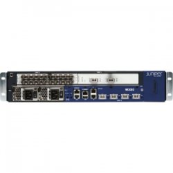 Juniper Networks - MX80-T-DC - Juniper MX80 Router Chassis - Management Port - 6 Slots - 2U - Rack-mountable