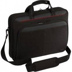 "Targus - TCT027US - Targus TCT027US Carrying Case for 16"" Notebook - Black - Polyester - Trolley Strap, Handle, Shoulder Strap - 12.5"" Height x 16.5"" Width x 2.8"" Depth"