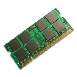 AddOn - AA667D2S5/2GB - JEDEC Standard 2GB DDR2-667MHz Unbuffered Dual Rank 1.8V 200-pin CL5 SODIMM - 100% compatible and guaranteed to work