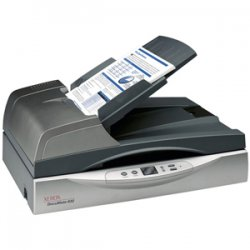 Visioneer - XDM6325D-WU/VP - Xerox DocuMate 632 - Document scanner - Duplex - Legal - 600 dpi - ADF (100 sheets) - up to 5000 scans per day - USB 2.0