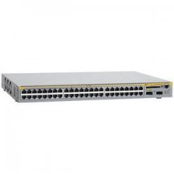 Allied Telesis - AT-9448TS/XP-10 - Allied Telesis AT-9448Ts/XP Managed Layer 3 Ethernet Switch - 2 x Stacking Module - 48 x 10/100/1000Base-T