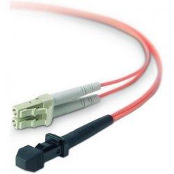 Belkin / Linksys - F2F202L9-01M - Belkin Fiber Optic Duplex Patch Cable - LC Male - MT-RJ Male - 3.28ft