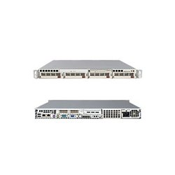 Supermicro - AS-1020P-8B - Supermicro A+ Server 1020P-8B Barebone System - ServerWorks - Socket 940 - Opteron (Dual-core) - 1000MHz Bus Speed - 32GB Memory Support - DVD-Reader (DVD-ROM) - Gigabit Ethernet - 1U Rack