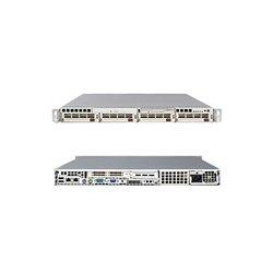 Supermicro - AS-1020P-T - Supermicro A+ Server 1020P-T Barebone System - ServerWorks - Socket 940 - Opteron (Dual-core) - 1000MHz Bus Speed - 32GB Memory Support - DVD-Reader (DVD-ROM) - Gigabit Ethernet - 1U Rack