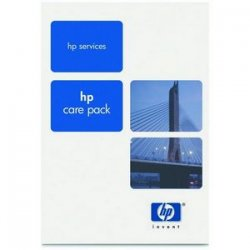 Hewlett Packard (HP) - UF465PE - HP Care Pack - 1 Year - Service - 13 x 5 x 4 Hour - On-site - Maintenance - Parts & Labor - Physical Service - 4 Hour