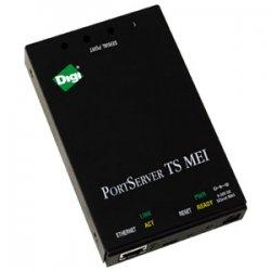 Digi International - 70001807-C25 - Digi PortServer TS 4 MEI Device Server - 4 x RJ-45 Serial, 1 x RJ-45 10/100Base-TX