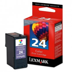 Lexmark - 18C1524 - Inkjet Cartridge - Color - 200 Pages At 5% Coverage - Lexmark Z1410, Z1420, X353