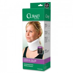 Medline - ORT130105DH - Curad Serpentine Cervical Collars - Latex-free, Washable3.5