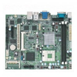 Tyan Computer - S3095G3NR - Tyan Tomcat (S3095) Server Motherboard - Intel Chipset - Socket PGA-478 - 1 x Processor Support - 2 GB - 667 MHz Memory Speed Supported - 2 x Memory Slots - Floppy Controller, Serial ATA/150, Ultra ATA/100 (ATA-6) - Gigabit