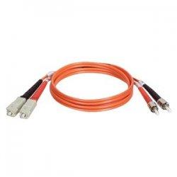 Tripp Lite - N304-30M - Tripp Lite 30M Duplex Multimode 62.5/125 Fiber Optic Patch Cable SC/ST 100' 100ft 30 Meter - SC Male - ST Male - 98.43ft - Orange