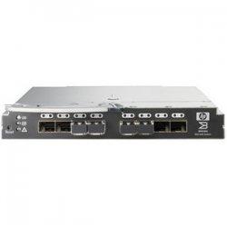 Hewlett Packard (HP) - AE372A - HP Brocade 4Gb SAN Switch - 16 Ports - 4.24Gbps
