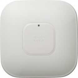 Cisco - AIR-CAP3502EAK9-RF - Cisco Aironet 3502E IEEE 802.11n 300 Mbit/s Wireless Access Point - ISM Band - UNII Band - 4 x Antenna(s) - 1 x Network (RJ-45) - PoE Ports - Ceiling Mountable