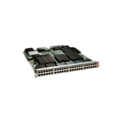 Cisco - WS-X6848-TX-2T= - Cisco Switching Module - 48 x 10/100/1000Base-T LAN100 Mbit/s