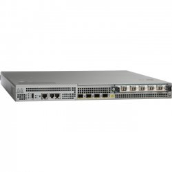 Cisco - ASR1001-2.5G-SECK9 - Cisco ASR 1001 Multi Service Router - Management Port - 5 Slots - 1U - Rack-mountable, Desktop