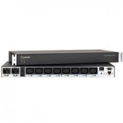 Perle Systems - 04032020 - Perle RPS820 8-Outlets PDU - 8 x IEC 60320 C13 - 230 V AC - 1U - Rack Mount