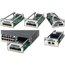Cisco - C3KX-SM-10G - Cisco Service Module - 2 x SFP+ 2 x Expansion Slots