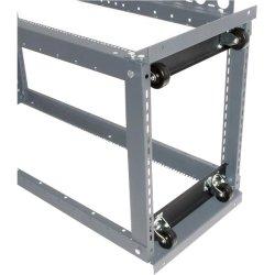 Rack Solution - 111-1731 - Rack Solutions Caster Kit for Open Frame RACK-111 - 1.50 Diameter - 1200 lb