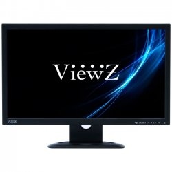ViewZ - VZ-23LED-P - ViewZ Premium VZ-23LED-P 23 LED LCD Monitor - 16:9 - 5 ms - 1920 x 1080 - 16.7 Million Colors - 250 Nit - 1,000:1 - Full HD - Speakers - DVI - HDMI - VGA - 28 W - Black - RoHS