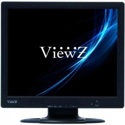ViewZ - VZ-19RTLD - ViewZ VZ-19RTLD 19 LCD Monitor - 5:4 - 5 ms - 1280 x 1024 - 16.7 Million Colors - 250 Nit - 800:1 - SXGA - Speakers - DVI - VGA - 42 W - Black - RoHS