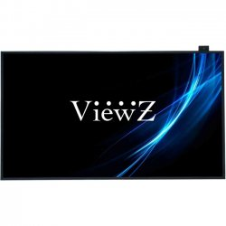 ViewZ - VZ-46NL - ViewZ VZ-46NL 46 LCD Monitor - 16:9 - 8 ms - 1920 x 1080 - 16.7 Million Colors - 700 Nit - 3,000:1 - Full HD - Speakers - DVI - HDMI - VGA - 240 W - Black - RoHS