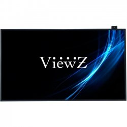 ViewZ - VZ-65NL - ViewZ VZ-65NL 65 LCD Monitor - 16:9 - 5.50 ms - 1920 x 1080 - 16.7 Million Colors - 500 Nit - 5,000:1 - Full HD - Speakers - DVI - HDMI - VGA - 470 W - Black - RoHS