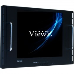 ViewZ - VZ-15RCR - ViewZ VZ-15RCR 15 LCD Monitor - 4:3 - 8 ms - 1024 x 768 - 16.2 Million Colors - 225 Nit - 600:1 - XGA - Speakers - VGA - 36 W - RoHS