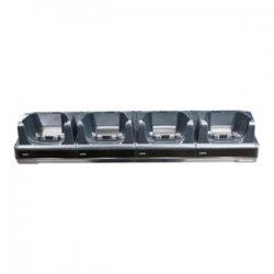 Intermec - DX4A1444410 - Quad Dock Enet Na Pwr Cord Ck3