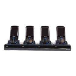 Intermec - DX4A2666610 - Intermec CS40 FlexDock Quad Dock Charge Only - Wired - Mobile Computer - Charging Capability