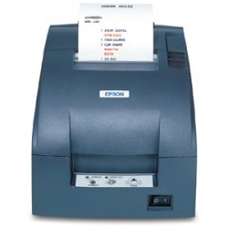 Epson - C31C514A8751 - Epson TM-U220B POS Receipt Printer - 9-pin - 6 lps Mono - Serial - PC