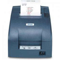 Epson - C31C514A8531 - Epson TM-U220B POS Receipt Printer - 9-pin - 6 lps Mono - Serial, USB - PC