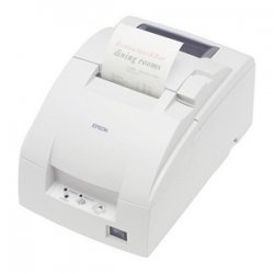 Epson - C31C515A8791 - Epson TM-U220D Receipt Printer - 4.7 lps Mono - 24 KB - Serial