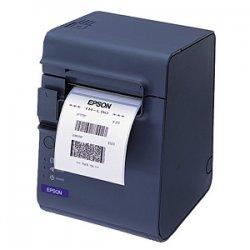 Epson - C414024 - Epson TM-L90 Receipt Printer - 5.90 in/s Mono - 203 x 203 dpi - 4 KB - Parallel