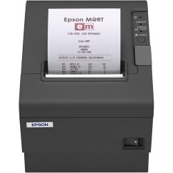 Epson - C31C636A7491 - Epson TM-T88IV Direct Thermal Printer - Monochrome - Label/Receipt Print - 5.91 in/s Mono - 203 x 203 dpi - 12 KB - USB