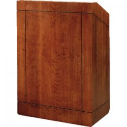 Da-Lite - 98156 - Da-Lite Multimedia Lectern - 48 Height - Laminated