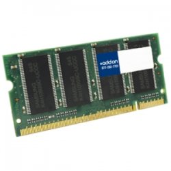 AddOn - 03X6401-AOK - AddOn 8GB DDR3-1333MHZ 204-Pin SODIMM F/Lenovo Notebooks - 100% compatible and guaranteed to work