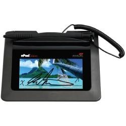 "ePadlink - VP9808 - ePad-vision VP9808 Signature Pad - Signature PadLCDUSB - 3.74"" x 2.12"" Active Area LCD - USB"