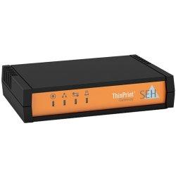 SEH Technology - M03882 - SEH ThinPrint Gateway TPG-65 Print Server - 1 x USB - 1 x Network (RJ-45)