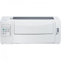 Lexmark - 11C0109 - Lexmark Forms Printer 2500 2580N+ Dot Matrix Printer - Monochrome - 9-pin - 80 Column - 618 Mono - 240 x 144 dpi - USB - Fast Ethernet
